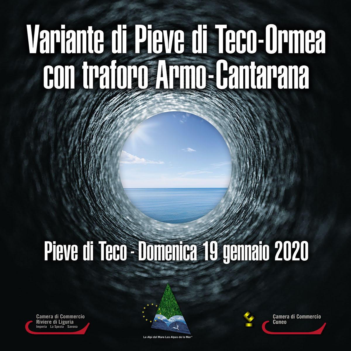 PIEVE DI TECO 19 1 2020 ARMO CANTARANA