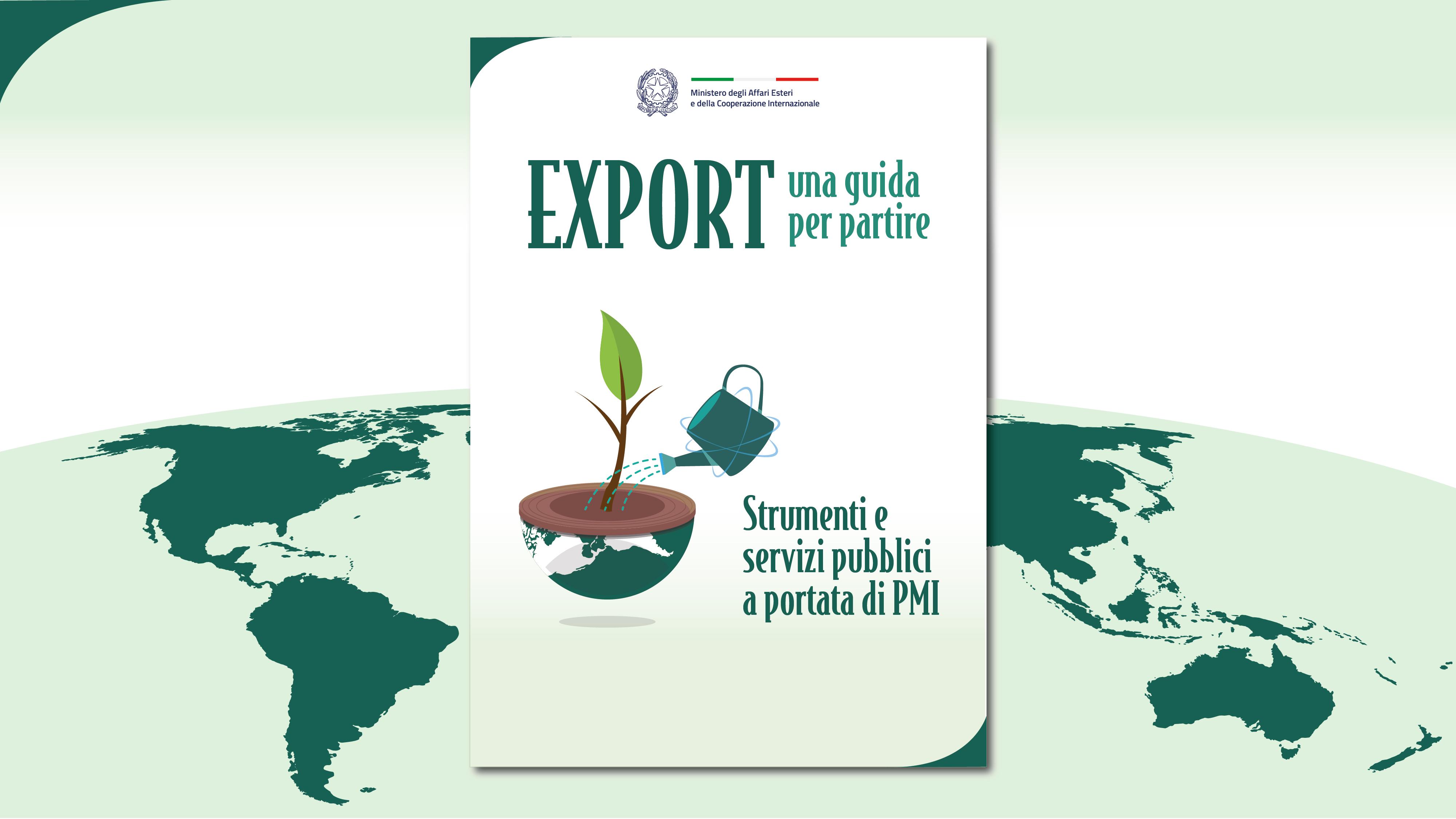 export una guida per ripartire
